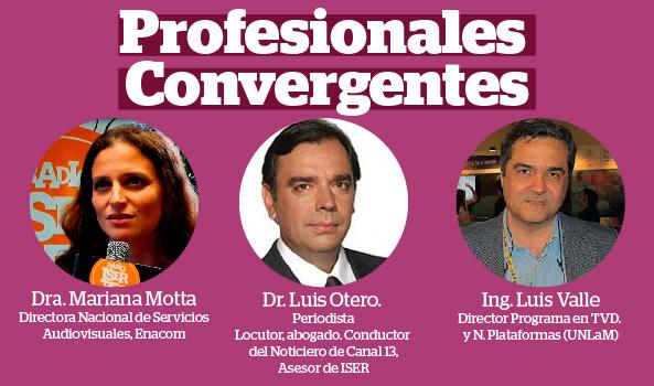 Profesionales convergentes