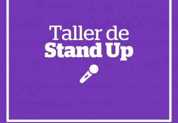 Stand Up en ISER desde el viernes 19 de mayo