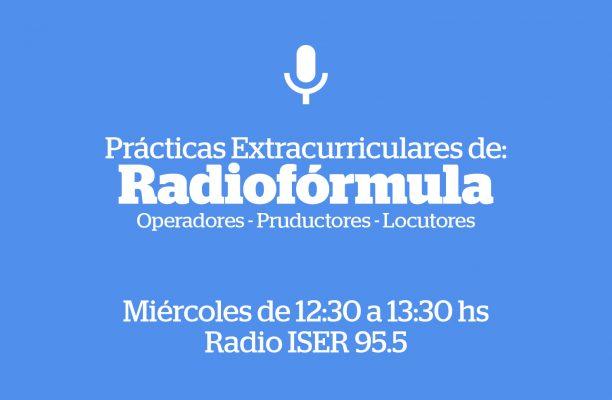 Prácticas de Radiofórmula