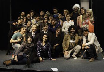 Muestra de Teatro para principiantes