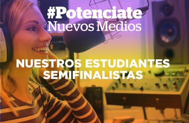 Nuevos Medios #Potenciate