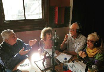 Primera emisión en vivo por Radio ISER