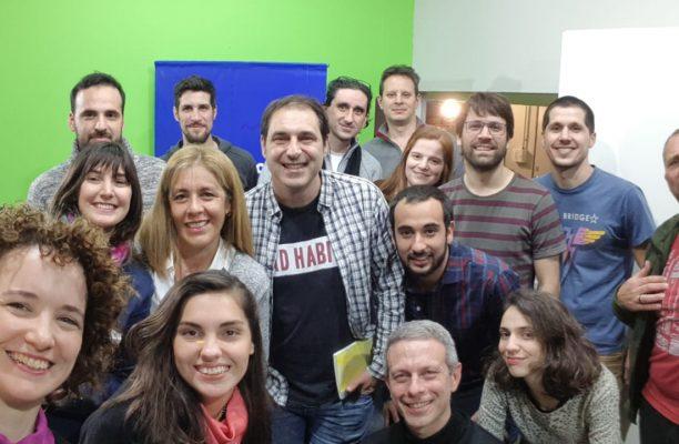Juan Mascardi visitó el ISER